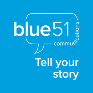 blue51 Communications logo