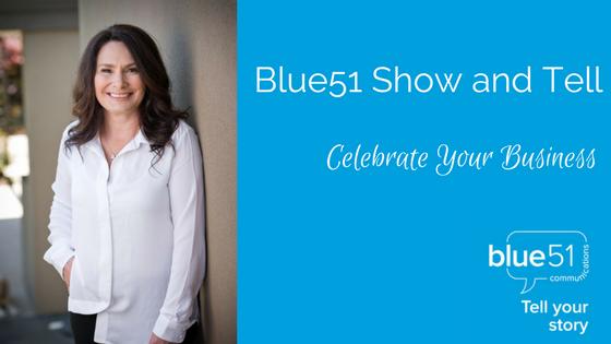 Blue51 Gosh Hair Celebrate in business