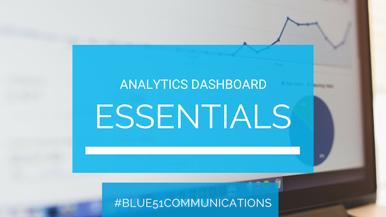 Analytics dashboard essentials