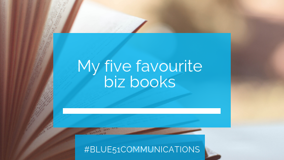 five favourite business books