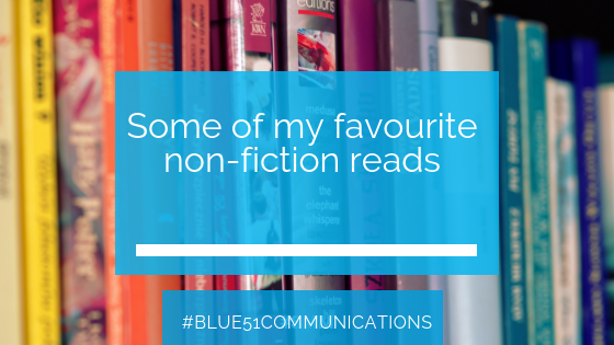 Some of my favourite non-fiction reads…