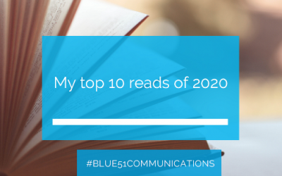 My top 10 reads of 2020