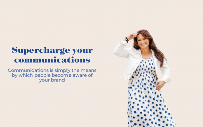 Supercharge your communications